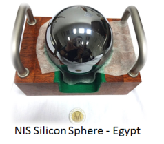 NIS Silicon Sphere - Egypt